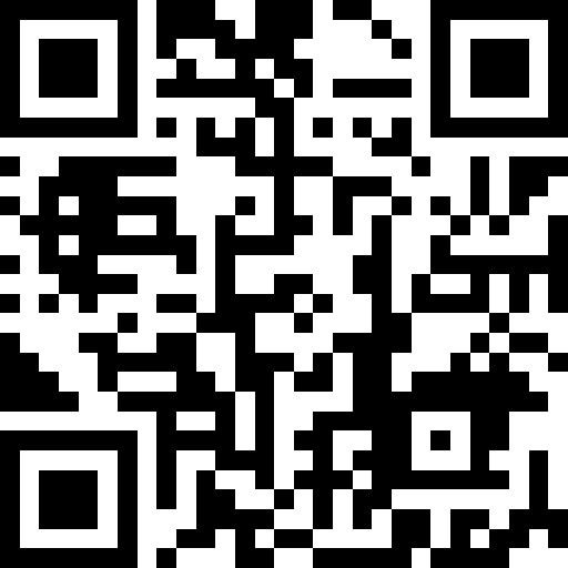 Scannable QR Code to download App