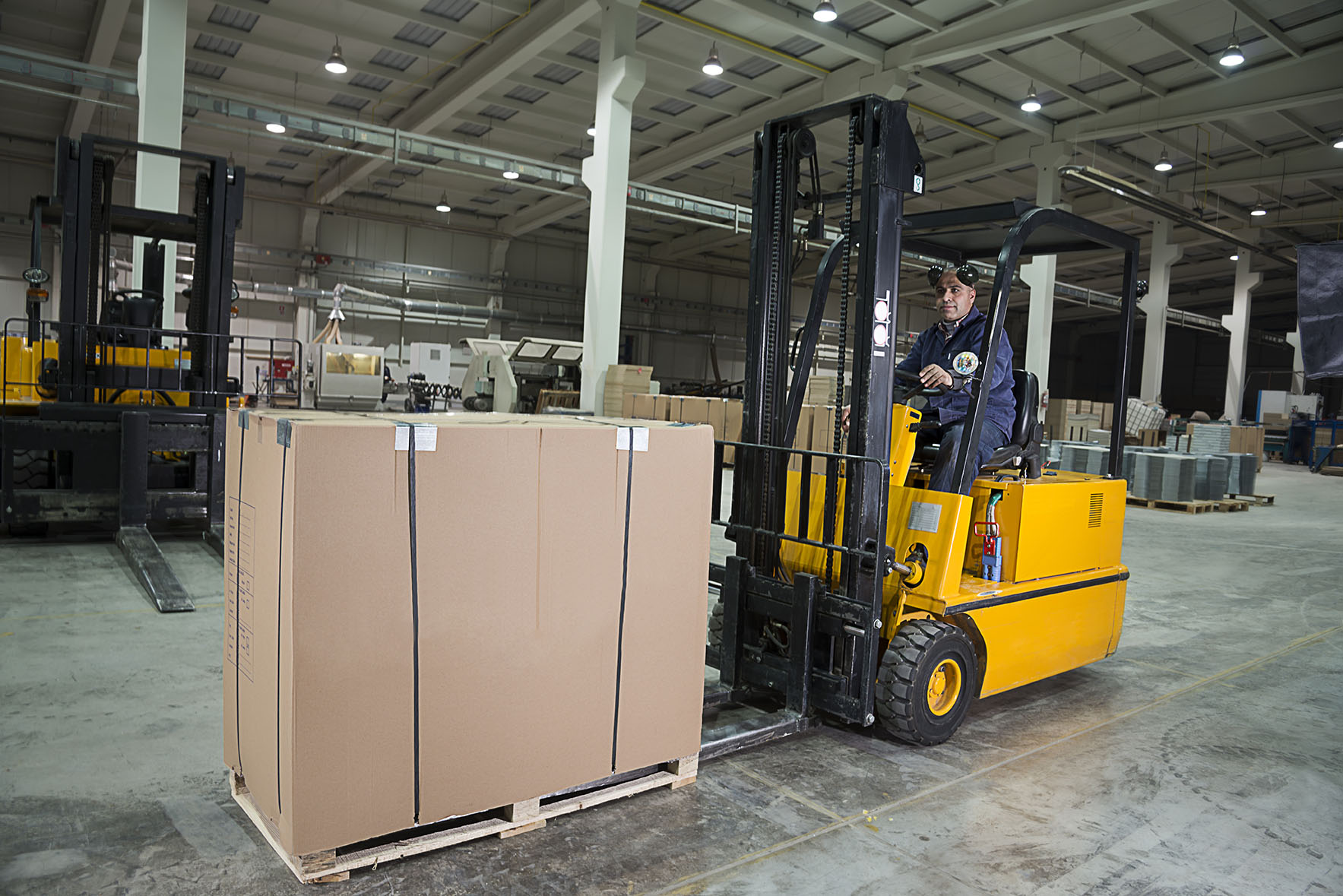 Forklifts: Daily Pre-Use Inspection