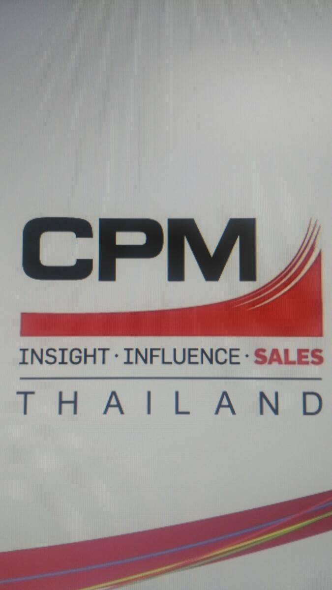 CPM Thailand Market Survey 2016