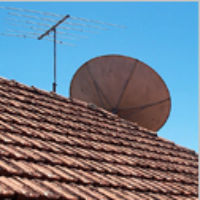 Television and Satellite Dish Installation
