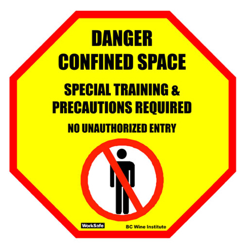 Confined Space Risk Assessment & Entry Permit