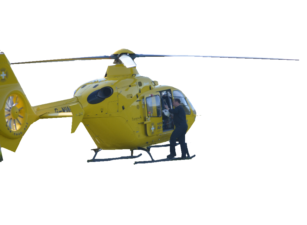 UK RFFS ( WG 14) Helicopter incident safety checklist  - draft