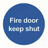 Monthly Fire Door Inspection
