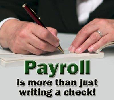 Payroll Month End Checklist