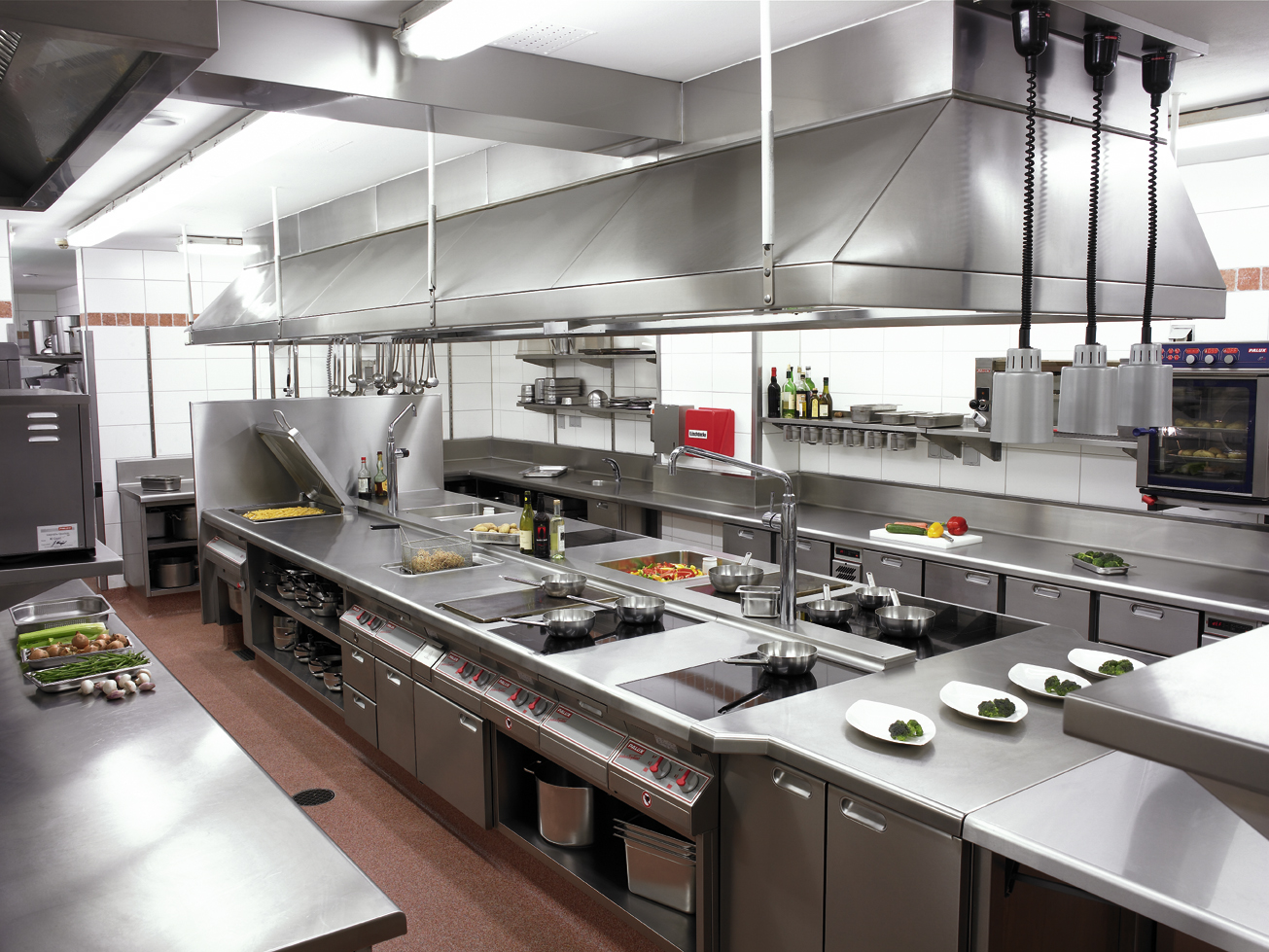 Hol catering commercial kitchens