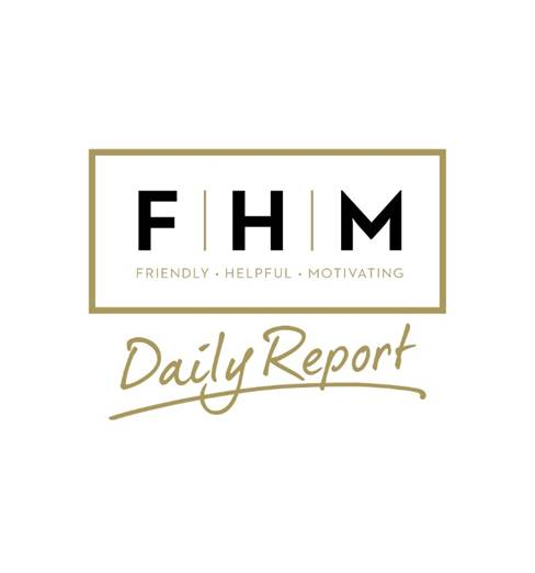 Holmes Place Germany FHM Daily Reports (Major Morning) Version 1,3 - NWT Only